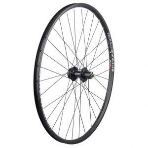 Wheel Rear Bontrager Connection/DC27 SV 29 Disc 32H Black pikalinkku