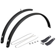Fender Eurofender Snello 51mm for Rigid Fork Black Set
