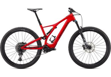 DEMO: Specialized Turbo LEVO SL Comp Carbon L Flored/Black 2021