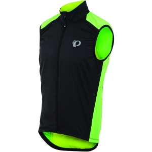 Pearl Izumi Elite Barrier Vest screaming green/black