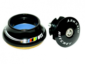 Ritchey WCS headset upper cup drop in 15.3mm top cap IS42/28.6 Black