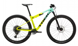 DEMO: Trek Supercaliber 9.7 NX L