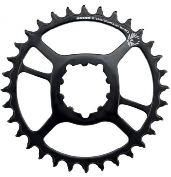 SRAM Chainring Direct Mount Singlespeed 30T