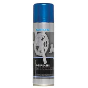 Shimano Degreaser 200ml spray rasvanpoistoaine