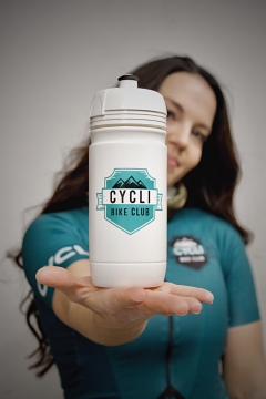 Cycli Bike Club juomapullo 550ml